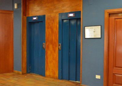 Entrada La Residencia